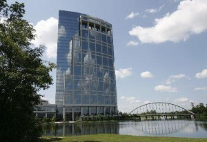 The new Anadarko HQ building is just one of the many commercial real estate projects sprouting up in Houston.