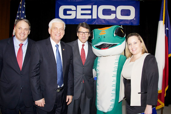 GEICO Insurance Provider Opens New Claims Center in Katy, Texas.