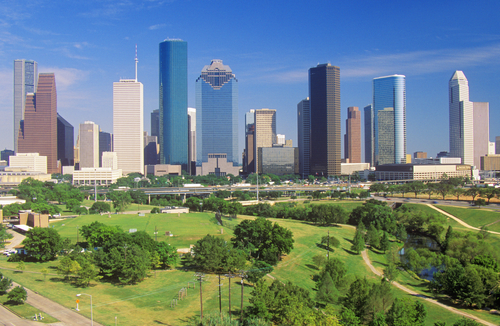 Real estate in the Houston area is still being heavily sought after.