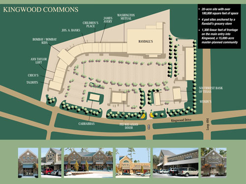 kingwood commons