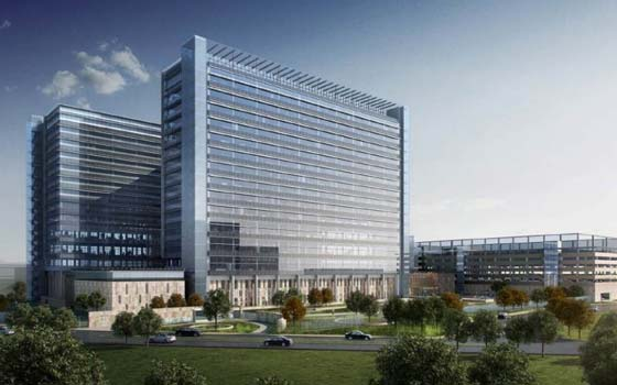 Phillips 66 Corporate Headquarters Houston