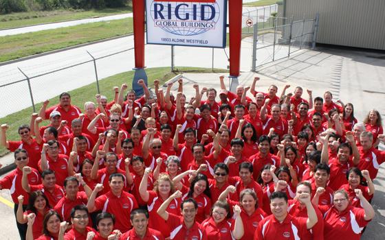 Rigid Global Buildings Employees