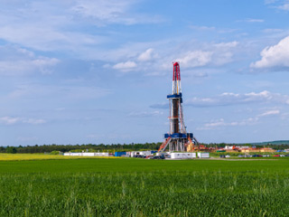 Gas Shale Oil Drilling