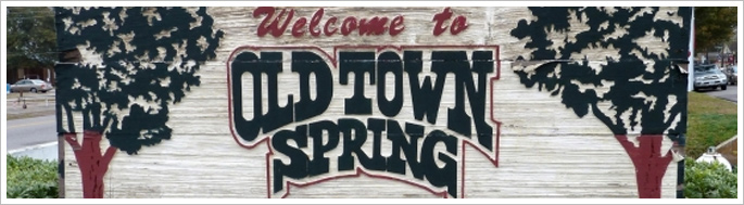 spring-texas-old-town-welcome-sign